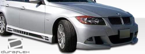 Compatible With 3 Series 2006-2008 1 Piece Body Kit Brightt Duraflex ED-CCF-256 R-1 Front Bumper Cover