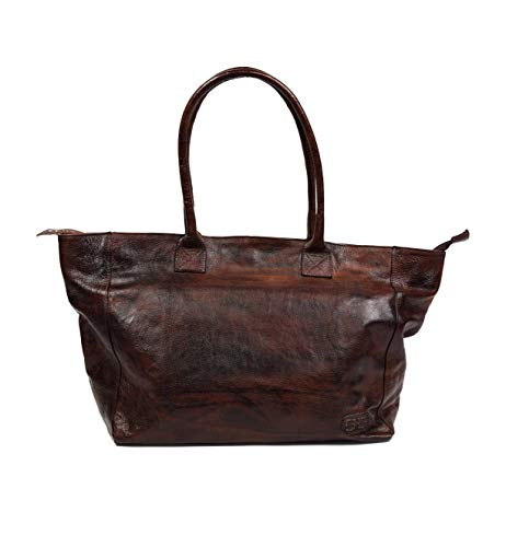 bfdb3b5bb125 Bed|Stu Women's Cersei Leather Bag (Teak Rustic), used for sale Delivered