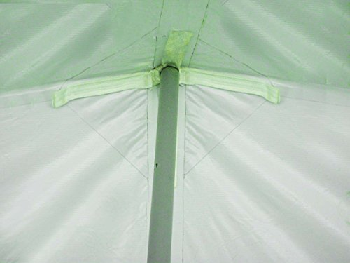 20 Foot By 30 Foot White Pole Tent Commercial Canopy