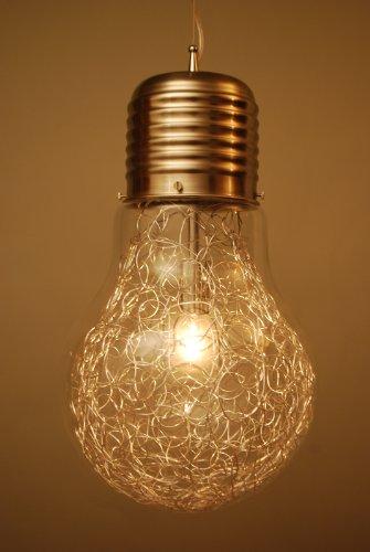 Hangeleuchte Leuchte Designlampe Idea Grosse Gluhbirne Amazon De