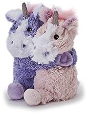 Warmies® 9 '' Warm Hugs Volledig Verwarmbaar Zacht Speelgoed Geparfumeerd met Franse Lavendel - Eenhoorns