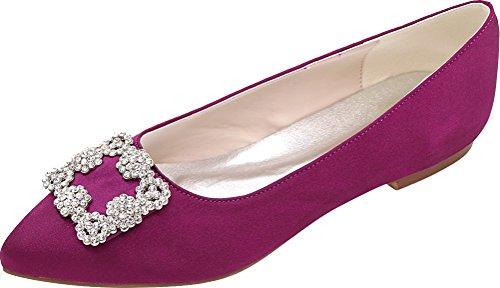 Violet Salabobo Sandales Salabobo Compensées Sandales Femme nBYqn1XpU