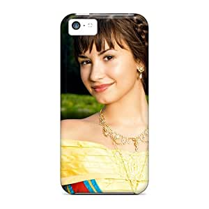 New YVl23289xSPj Demi Lovato 35 Skin Cases Covers Shatterproof Cases For Iphone 5c
