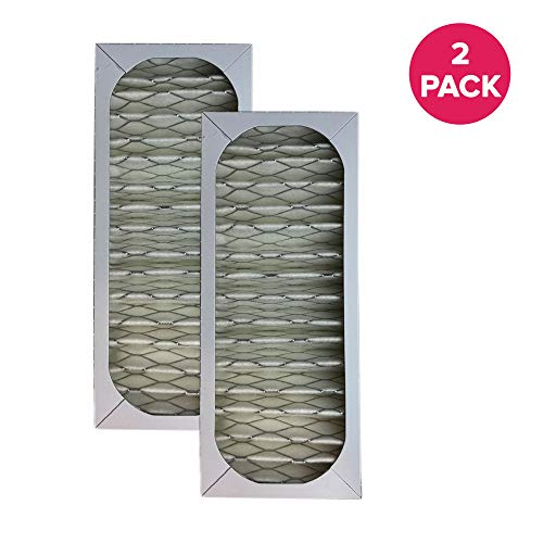 Crucial Air Replacement for Hunter 30917 Air Purifier Filter Fits 30027 & 30028 (2 Pack)