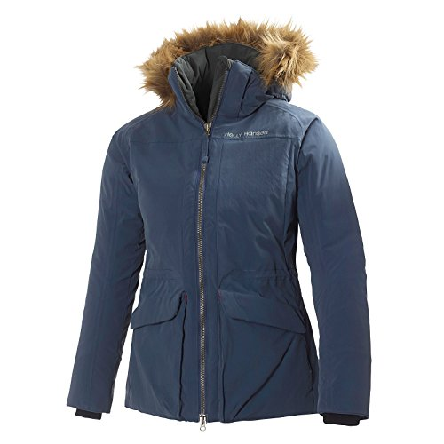 Price comparison product image Helly Hansen 2014/15 Women's Hilton Flow Jacket - 51721 (Deep Steel - M)