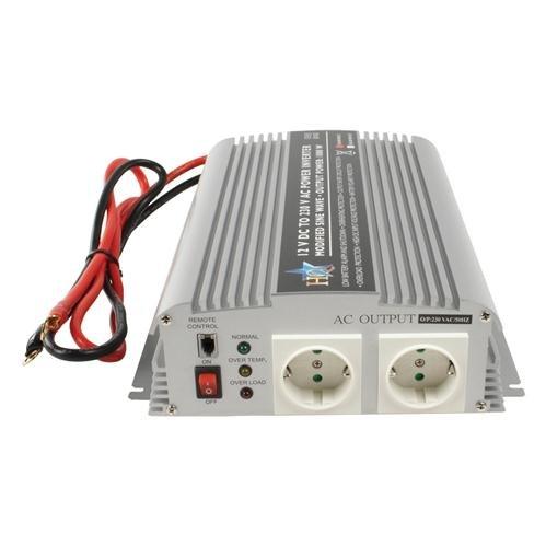 HQ Wechselrichter (1000W, 12V-230V)