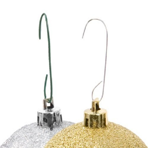 40 inches and Christmas Decoration Ornament Hooks 100 Count Christmas Light Up Glitter Unicorn Yard Art