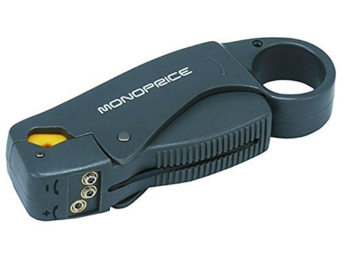 Monoprice Coaxial Cable Stripper 103359