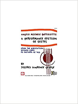 Bartolotti: Performance Ed. Secondo Libro Di Chitarra. Partituras para Guitarra, Acorde de Guitarra: Amazon.es: Libros