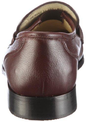 Manz Capri MOK G Hirsch 103052-12 - Zapatos para hombre Rojo