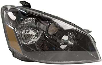 OE Replacement Nissan//Datsun Maxima Passenger Side Headlight Assembly Composite Partslink Number NI2503122 Unknown