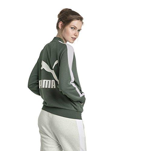 Jacket Puma Wreath Track Classics Donna Laurel T7 Ft qggTIf