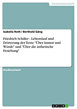 Friedrich Schiller Lebenslauf 1790 Bis 1797 12
