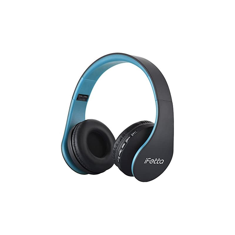 Fetta Wired On Ear Headphones with 3.5mm