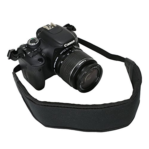 Camera Neck Strap DSLR Camera Shoulder Strap for Men/Women for Nikon, Canon Panasonic Sony Fujifilm Mirrorless (Nikon Panasonic Lumix)