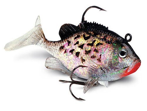 (Storm WildEye Live Crappie 02 Fishing lure (Crappie, Size- 2) )