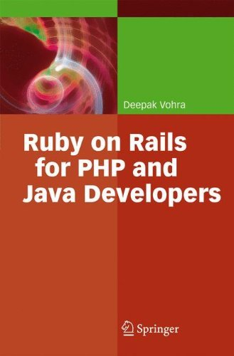 Ruby on Rails for PHP and Java Developers (Ruby On Rails Mysql)