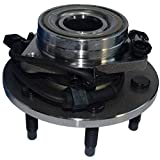 GSP 106036 Axle Bearing and Hub Assembly - Left or Right Front (Driver or Passenger Side)