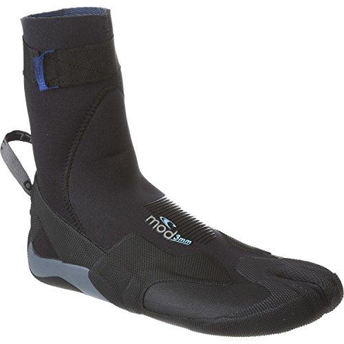 O'Neill Wetsuits  Women's MOD 3mm Split Toe Booties,Black,7