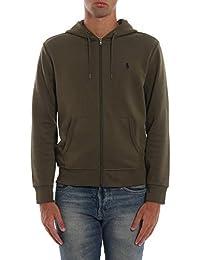 Classic Full-Zip Fleece Hooded Sweatshirt