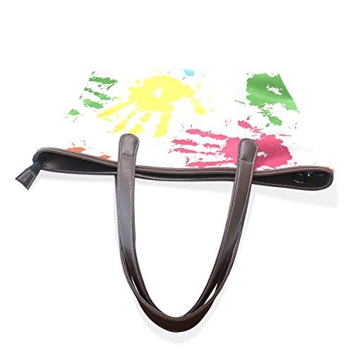 Multicolore porter l'épaule à Sac pour femme TIZORAX à qwH0IW