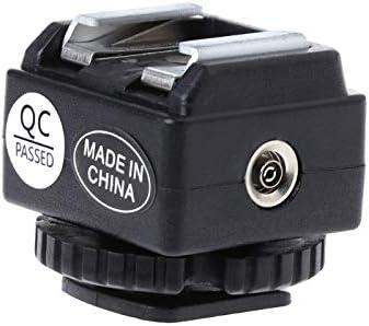 2018 C-N2 Hot Shoe Converter Adapter PC Sync Port Kit For Nikon ...