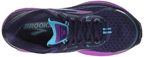 De Brooks Femme eveningblue Chaussures Aduro purplecactusflower 5 Multicolore Running rqwqtHZ