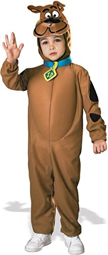 Scooby-Doo Child's Scooby Costume, Toddler: 1-2