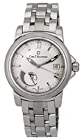 Carl F. Bucherer Patravi Automatic Steel Mens Watch Power Reserve Indicator Calendar 00.10616.08.13.21