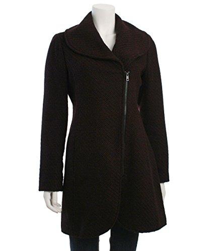 Jessica Simpson Women's Wool Zip up