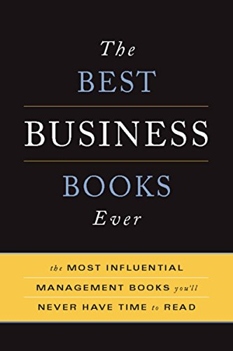 The Best Business Books Ever The Most Influential Management Books