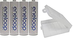 Image of the product 4 Pack Newest Version that is listed on the catalogue brand of eneloop. Scored with a 2.0 over 5.