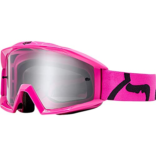 Race Helmet Small (Fox Racing 2019 Youth Main Goggles Race Pink)