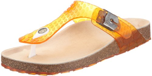 Colors of California H C CWSP02, Damen, Sandalen/Outdoor-Sandalen, Orange (Orange), EU 39 Colors Of California