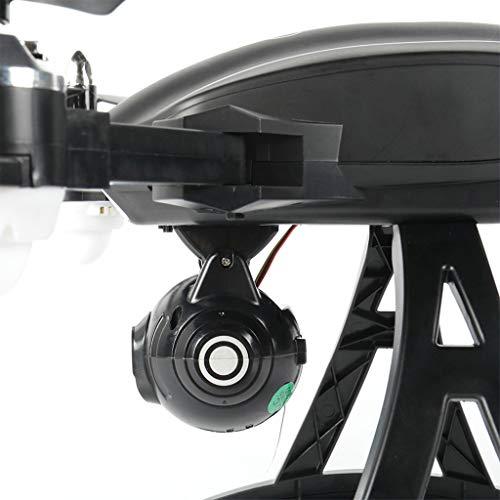 MOZATE LE IDEA LD-220 Foldable 2.4Ghz 2MP WiFi FPV 720P HD RC Quadcopter Selfie Drone (Black) by MOZATE (Image #8)