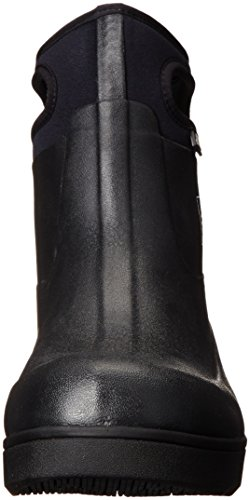 Bogs Men's Turf Stomper Insulated Work Boot, Black, 12 M US by Bogs (Image #4)