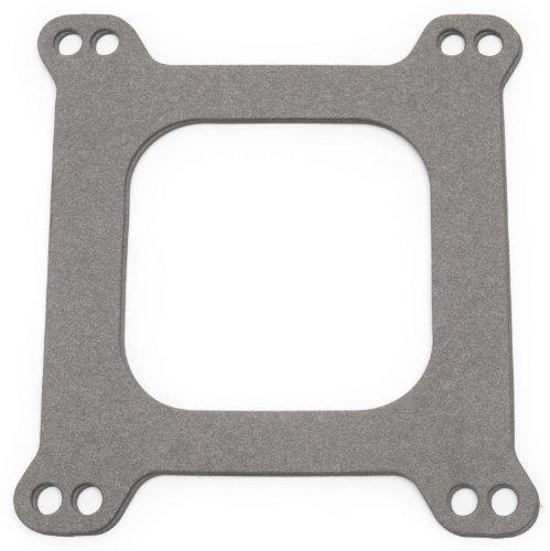 Edelbrock 3899 Square-Bore Carburetor Replacement Base (Carburetor Mounting Gasket)