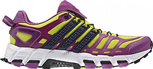 Adistar Pink adidas SS15 Trial Women's Course Chaussure Raven 3 HwddxqgnvT