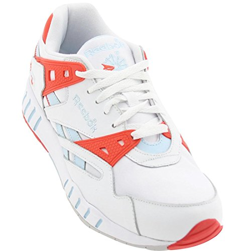Mens White US M Shoes Trainer V60237 Cadmium Blue Reebok 5 Training D Sole 8 Steel Lightweight Running CqtR8