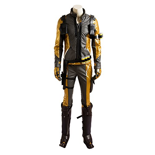 HZYM-Mens-Soldier-76-Cosplay-Costume-Deluxe-Outfit-Gold-Version