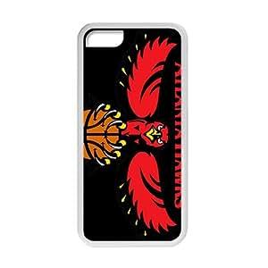 meilz aiaiQQQO Atlanta Hawks Phone case for iphone 6 plus 5.5 inchmeilz aiai