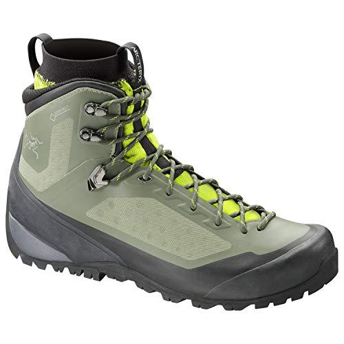 Arc'teryx Bora Mid GTX Hiking Boot - Men's Tundra/Reed Green 12