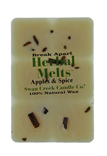 - Swan Creek Drizzle Melts Wax Warmer Triple Scented Cubes - Apples and Spice