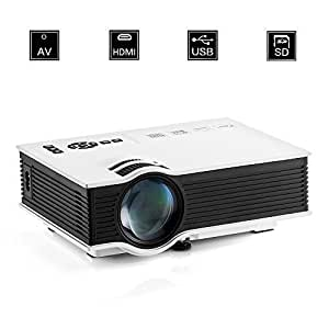 Uc40 led projector multi media130 mini 800 for Micro projectors mini projectors