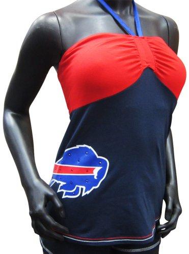 Buffalo Bills Womens / Ladies Radar Tube Top
