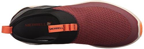 Sneaker moda uomo 1SIX 8 Mesh Moc, mattone cotto, 12 M US