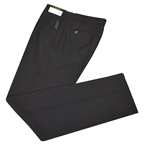 (ダンロップ) DUNLOP メンズ ゴルフ パンツ ファナトーン 刺繍入り ツータック スラックス fo-m32549