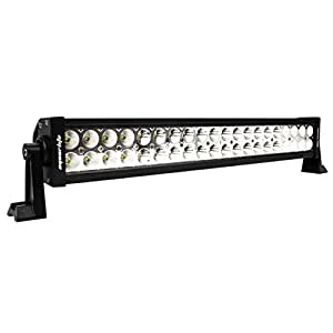 "LED Light Bar,Eyourlife 24"" Flood Spot Combo Beam Work Light Driving Lights Fog Lamp 7200LM 120W Offroad Lighting for SUV Ute ATV Truck 4x4 Boat Pickup,2 Year Warranty"
