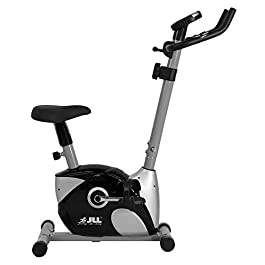 JLL® Home Exercise Bike JF100, 2019 New Adjustable Magnetic...