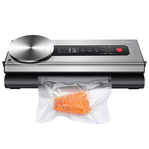 MYCARBON Appareil de mise sous Vide Sac sous Vide, Rouleaux d'emballage pour Machine sous vide pour Économiseur de nourriture